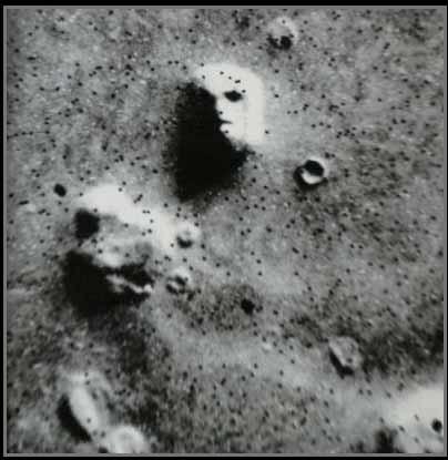 ¿Foto desata polémica sobre la vida en el planeta Marte?