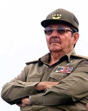 Raúl Castro nuevo presidente de Cuba