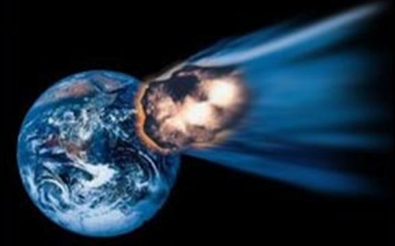Un enorme asteroide pasará rozando la tierra en el 2029