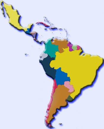 USA contra América Latina