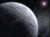 Detectan planeta extrasolar muy similar a la tierra