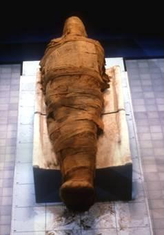 Secretos de una momia egipcia