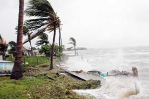 Cambio climático ¿menos ciclones?